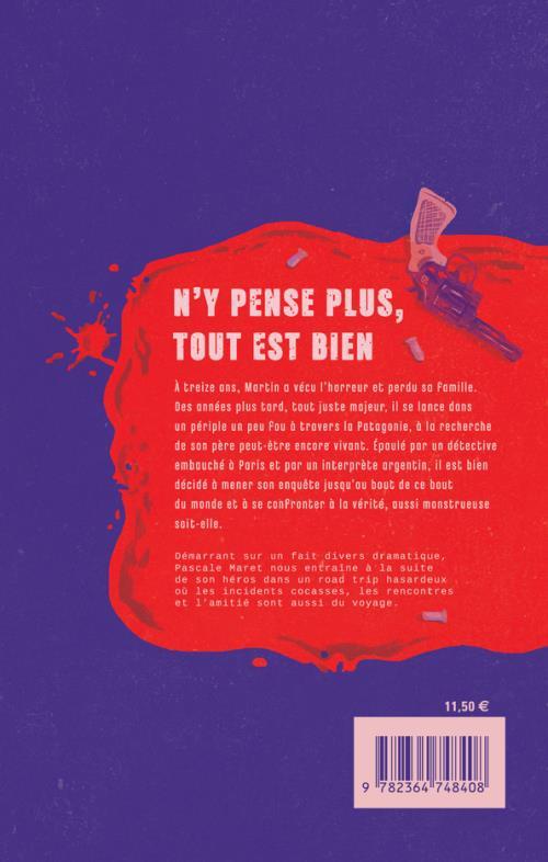 N'y Pense Plus Tout Est Bien : pense, Pense, Plus,, Broché, Pascale, Maret, Achat, Livre, Ebook