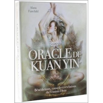 Coffret oracle du Kuan Yin