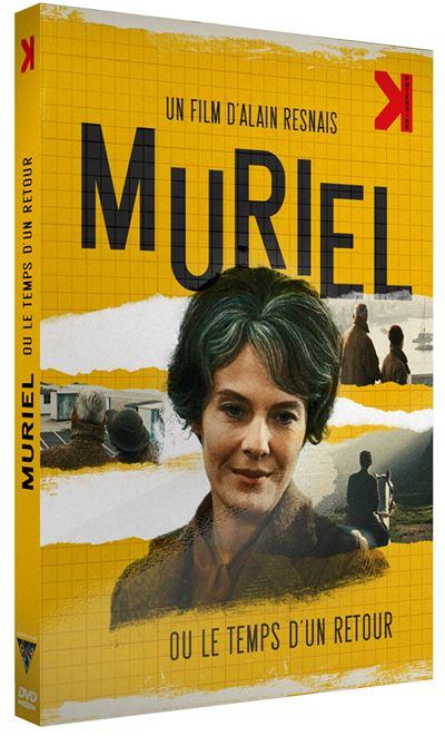 Muriel Ou Le Temps D'un Retour : muriel, temps, retour, Muriel, Temps, Retour, Alain, Resnais, Achat