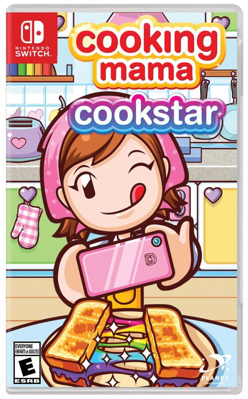 cooking mama cookstar nintendo switch