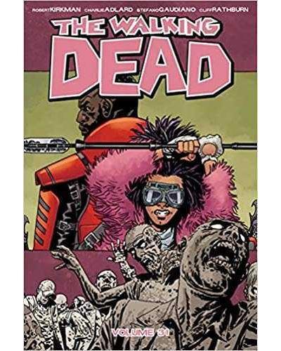 The Walking Dead Tome 31 : walking, Télécharger, WALKING, KIRKMAN, DaMMaD, Yggtorrent
