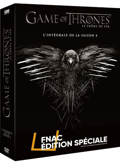 Coffret Intégrale Game Of Thrones Livre : coffret, intégrale, thrones, livre, Thrones, Coffret, Intégral, Saison, Edition, Spéciale, Achat