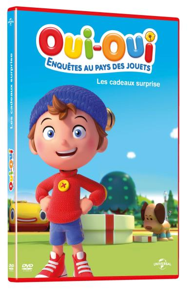Oui Oui Au Pays Des Jouets : jouets, Oui-Oui,, Enquêtes, Jouets, Volume, Cadeaux, Surprise, Achat