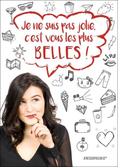 Livre De Je Ne Suis Pas Jolie : livre, jolie, Jolie,, C'est, Belles, Broché, Jenesuispasjolie, Achat, Livre