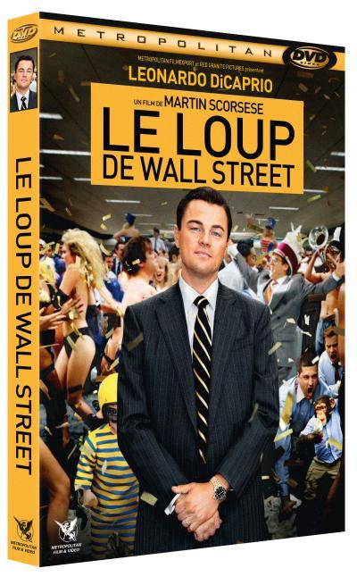 Le Loup De Wall Street Gratuit : street, gratuit, Street, Martin, Scorsese, Achat