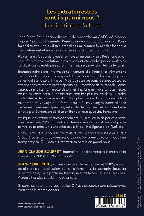 Jean Claude Bourret Jean Pierre Petit : claude, bourret, pierre, petit, Contacts, Cosmiques, Jusqu'où, Peut-on, Penser, Broché, Jean-Claude, Bourret,, Jean-Pierre, Petit, Achat, Livre, Ebook