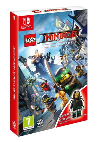 Jeux De Jeux De Ninjago : ninjago, Ninjago, Vidéo, Edition, Nintendo, Switch, Achat