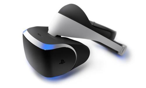 Casque de réalité virtuelle Sony Playstation VR