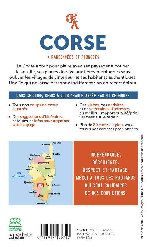 Guide Du Routard Corse Du Sud : guide, routard, corse, Guide, Routard, Corse, Broché, Collectif, Achat, Livre, Ebook
