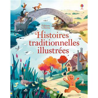 Histoires traditionnelles illustrées