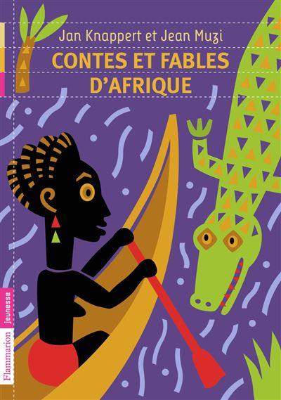 Contes Et Fables D Animaux : contes, fables, animaux, Contes, Fables, D'Afrique, Poche, Knappert,, Achat, Livre