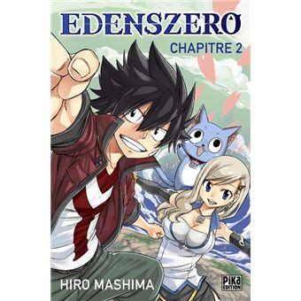 Edens Zero Chapitre 002 La Jeune Fille Et Le Chat Bleu
