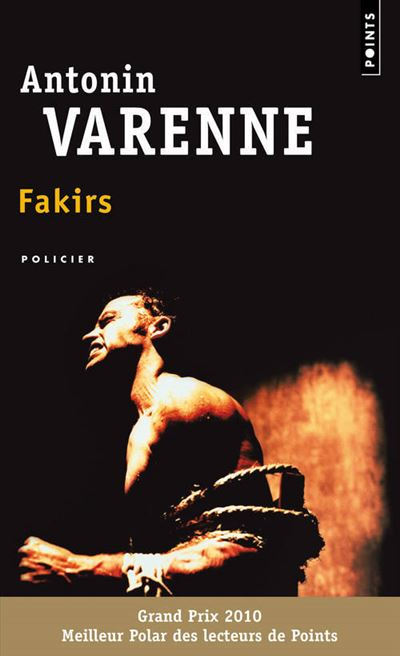 Couverture - Fakirs