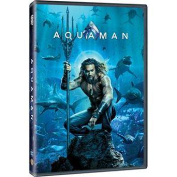Resultado de imagem para aquaman capa dvd