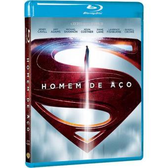Homem De Aco Zack Snyder Henry Cavill Amy Adams Blu Ray Compra Filmes E Dvd Na Fnac Pt