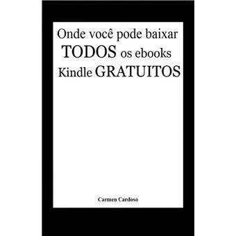 Onde você pode baixar todos os eBooks Kindle gratuitos