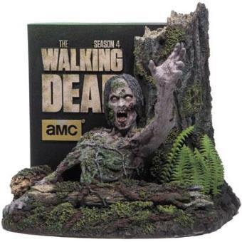 The Walking Dead - 4ª Temporada (Blu-ray + DVD) Edição Limitada de ...
