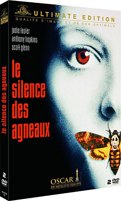 Le Silence Des Agneaux Trilogie : silence, agneaux, trilogie, Silence, Agneaux, Ultimate, Edition, Jonathan, Demme, Achat