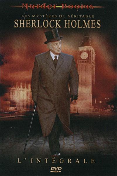 Les Mystères De Sherlock Holmes : mystères, sherlock, holmes, Mystères, Véritable, Sherlock, Holmes, Coffret, Films, Achat