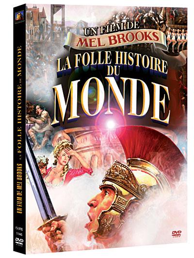 La Folle Histoire Du Monde : folle, histoire, monde, Folle, Histoire, Monde, Brooks, Achat