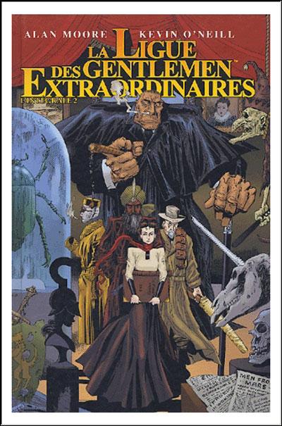 La ligue des Gentlemen extraordinaires - Century -2- 1969