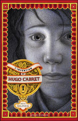 Couverture - Hugo Cabret