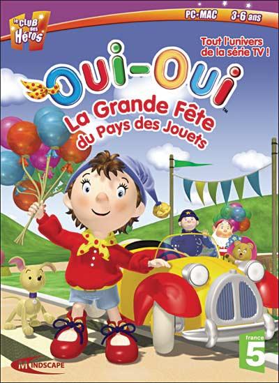 Oui Oui Au Pays Des Jouets : jouets, Grande, Fête, Jouets, Vidéo, Achat