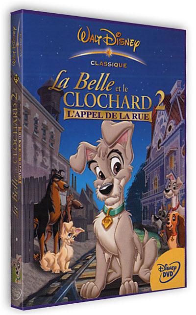 La Belle Et Le Clochard 2 : belle, clochard, Belle, Clochard, L'appel, Edition, Simple, Inconnus, Achat