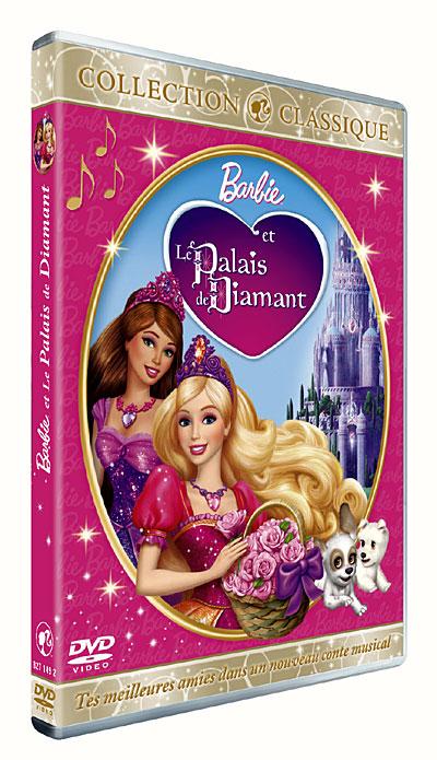 Barbie Et Le Palais De Diamant : barbie, palais, diamant, Barbie, Palais, Diamant, Achat