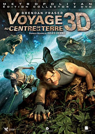 Voyage Au Centre De La Terre 1 Streaming : voyage, centre, terre, streaming, Voyage, Centre, Terre, Edition, Collector, Brevig, Achat