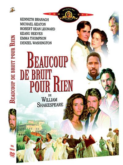 Beaucoup De Bruit Pour Rien Film : beaucoup, bruit, Beaucoup, Bruit, Kenneth, Branagh, Achat
