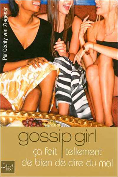 """Résultat de recherche d'images pour """"gossip girl livre"""""""