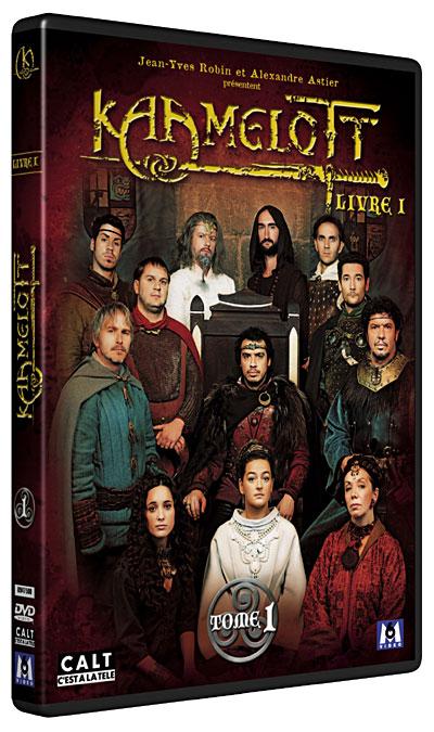 Kaamelott Streaming Livre 2 Tome 1 : kaamelott, streaming, livre, Kaamelott, Livre, Achat