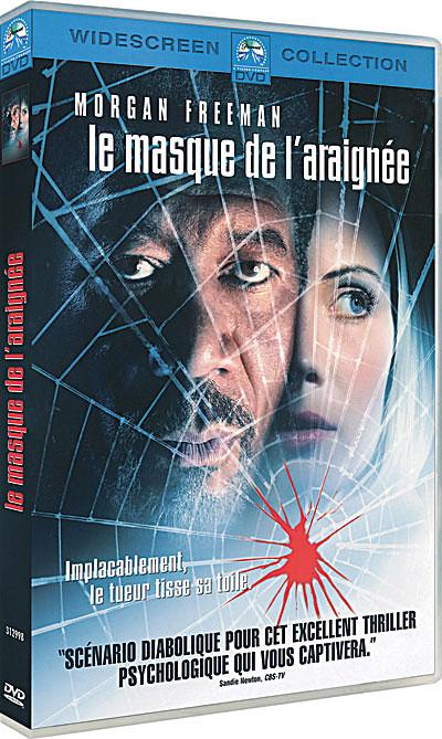 Film Le Masque De L Araignée : masque, araignée, Masque, L'araignée, Tamahori, Achat