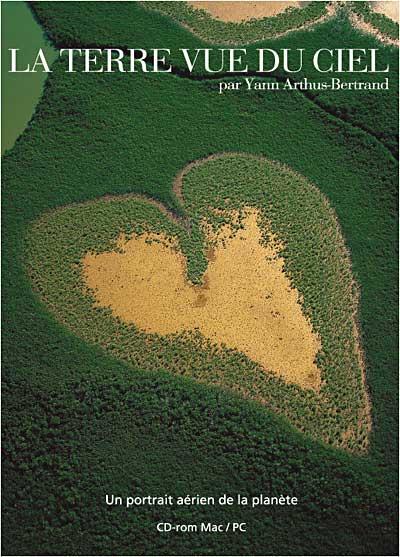 La Terre Vue Du Ciel Couverture : terre, couverture, Terre, Arthus-Bertrand, CD-ROM, Achat