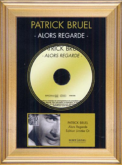 Patrick Bruel Alors Regarde : patrick, bruel, alors, regarde, Alors, Regarde, Edition, Limitée, Patrick, Bruel, Album, Achat