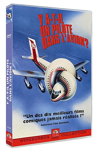 Y'a T Il Un Pilote Dans L'avion : pilote, l'avion, Y-a-t-il, Pilote, L'avion?, Abrahams,, David, Zucker, Achat