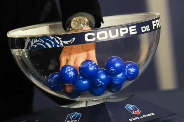 CdF : Tirage au sort des 16ème de finale