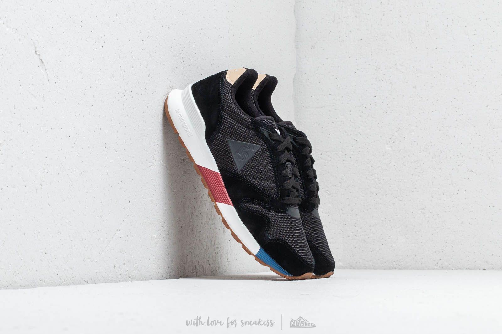 Le Coq Sportif Omega X Sport Black 5c85abb39