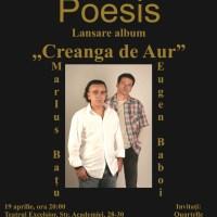 Lansarea noului album Poesis - Creanga de aur