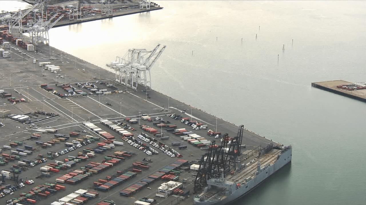 Coronavirus: California governor explains why Port of Oakland ...