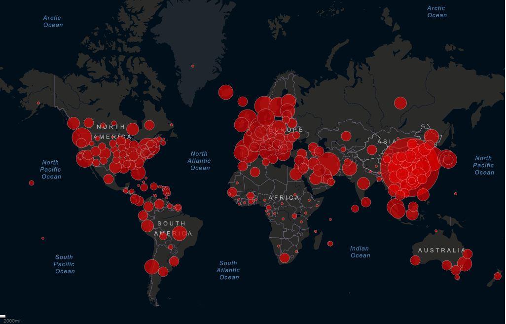 LIVE: Interactive Coronavirus case data and map | FOX 10 Phoenix