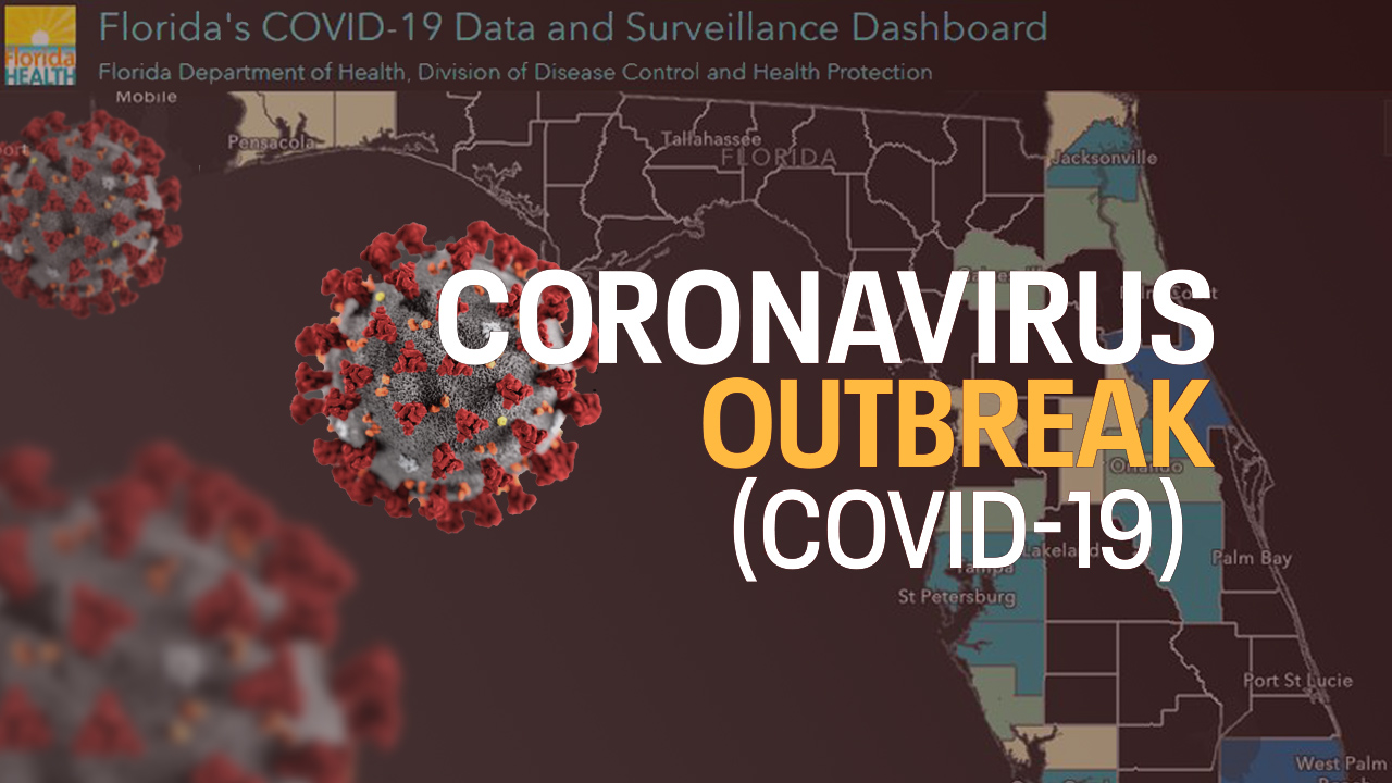 Coronavirus cases in Florida jump by nearly 100 overnight; now at ...