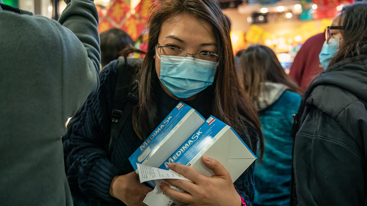 Does wearing a face mask protect you from coronavirus and other ...