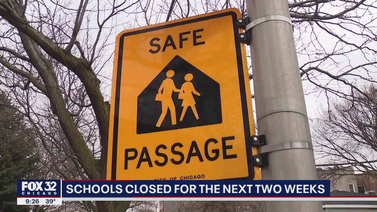 Schools now closed in Illinois through March 30 to slow spread of ...