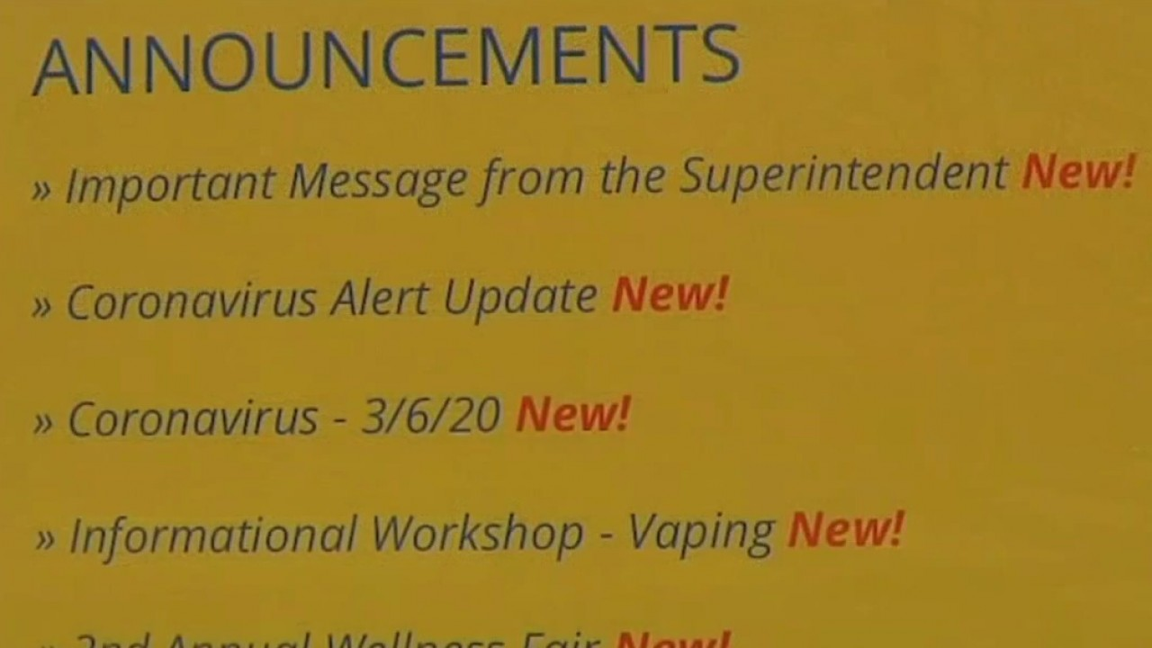 Long Island schools prepare for spread of coronavirus | FOX 5 New York