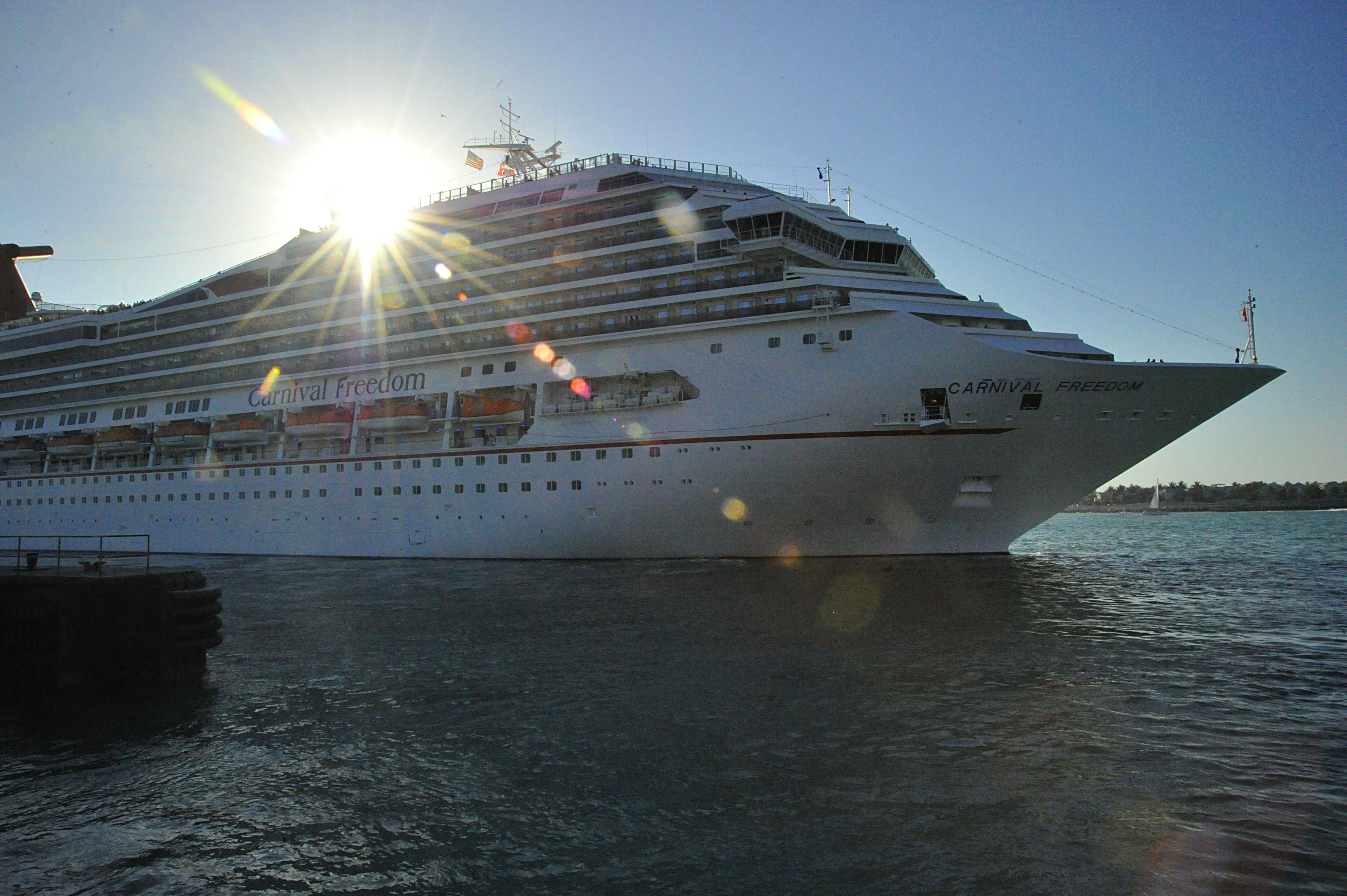 Coronavirus outbreak changes the course for Galveston-based cruise ...