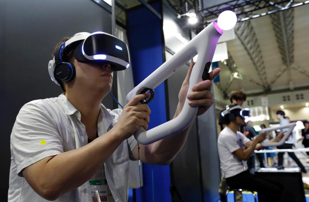 Image result for Facebook sells virtual-reality tool used in movies, video games