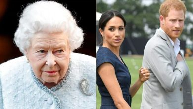 Meghan Markle, Prince Harry's spokesperson says Queen Elizabeth was 'supportive' of Lilibet's name