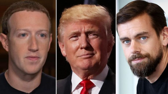 Zuckerberg knocks Twitter for fact-checking Trump, says private companies shouldn't be 'the arbiter of truth'